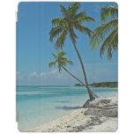 Cubierta elegante del iPad tropical de la playa Cover De iPad