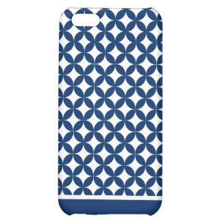 Cubierta elegante del iPhone 4 de la marina de gue