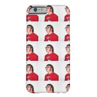 """cubierta """"elegante """" del teléfono funda de iPhone 6 barely there"""