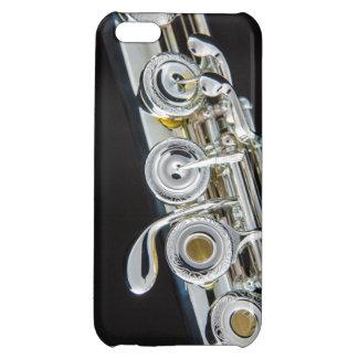 Cubierta elegante del teléfono para los músicos y