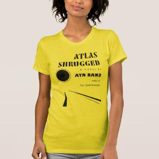 Cubierta encogida atlas camiseta