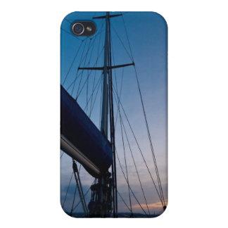 Cubierta encuadernada de regreso del iPhone 4/4S iPhone 4/4S Carcasa