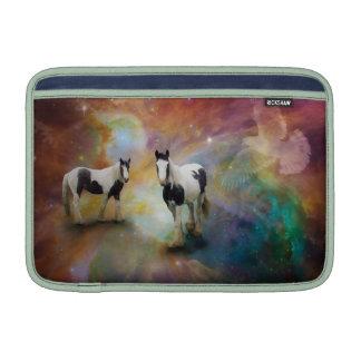 Cubierta equina del iPad de la fantasía Fundas Macbook Air