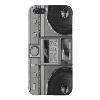 Cubierta estérea del caso del iPhone 4/4S del case iPhone 5 Fundas