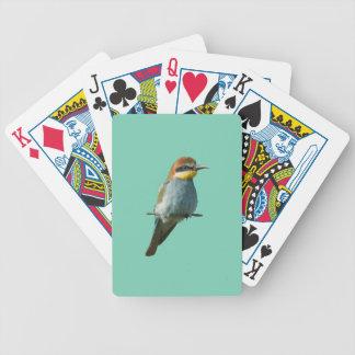 Cubierta europea del Abeja-Comedor de tarjetas Baraja Cartas De Poker