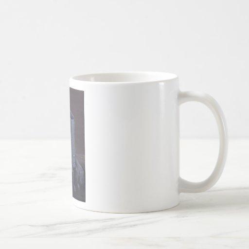 Cubierta fea taza