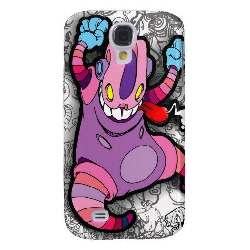 cubierta feliz del iphone de Krah