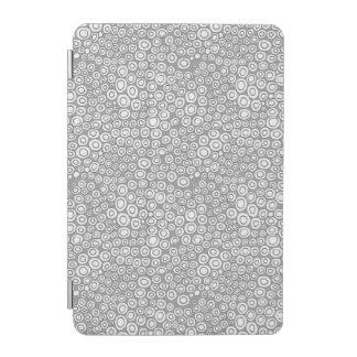 Cubierta femenina del iPad - círculos Cubierta De iPad Mini