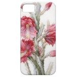 Cubierta floral del iPhone de la imagen del iPhone 5 Cárcasas