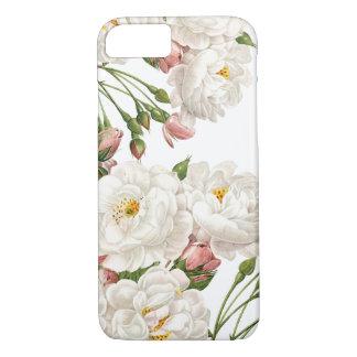 Cubierta floral linda de Iphone, rosas Funda iPhone 7
