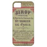 Cubierta francesa del iPhone 5 del De París del an iPhone 5 Case-Mate Funda