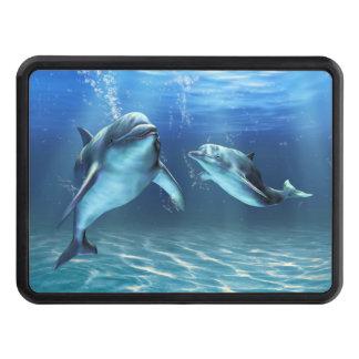 Cubierta ideal del tirón del delfín tapas de remolque