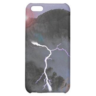 Cubierta inminente de la tormenta iPhone4