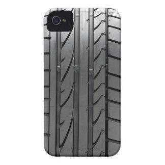 Cubierta intrépida auto de la caja de Blackberry d iPhone 4 Case-Mate Carcasas