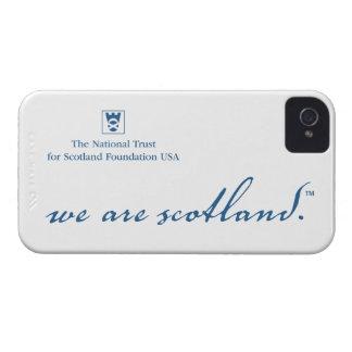cubierta iPhone4 - somos Escocia Carcasa Para iPhone 4 De Case-Mate