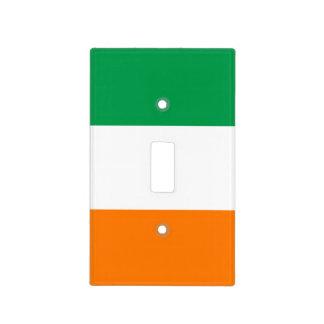 Cubierta irlandesa de Lightswitch de la bandera Cubierta Para Interruptor