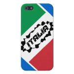 Cubierta italiana del teléfono del diseño iPhone 5 cárcasa