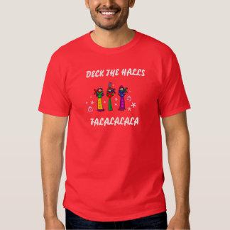 Cubierta la camiseta de los pasillos remera