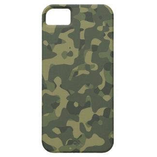 Cubierta militar clásica de Camo Iphone 5 del iPhone 5 Carcasas
