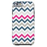 Cubierta moderna del caso del iPhone 6 del zigzag