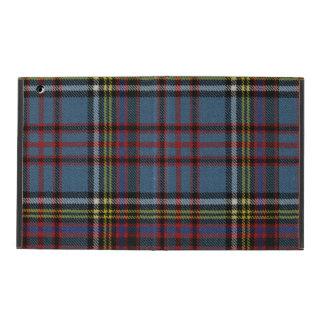 Cubierta moderna del iPad 2/3/4 del tartán de
