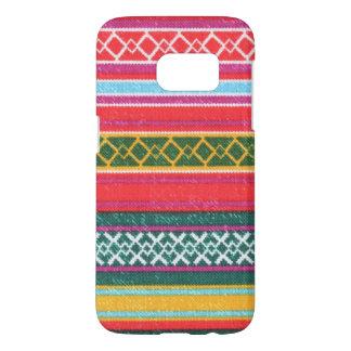 "Cubierta móvil ""Abankuy"" por MuyFOLK Funda Samsung Galaxy S7"