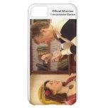 Cubierta oficial del iPhone del dispositivo de tra