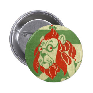 Cubierta original de mago de Oz Pin Redondo De 2 Pulgadas