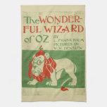Cubierta original de mago de Oz Toallas