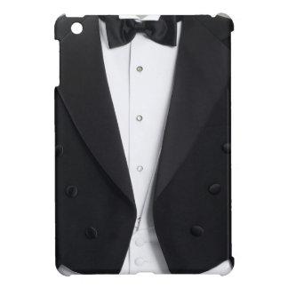 Cubierta para hombre de la caja del smoking iPad mini cobertura