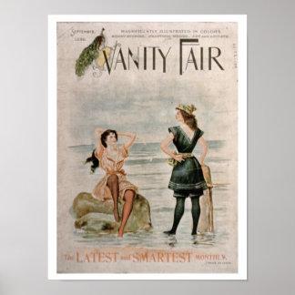 "Cubierta para ""Vanity Fair"", septiembre de 1896 (l Póster"