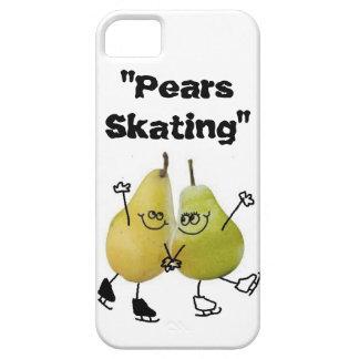 Cubierta patinadora de Iphone de las peras Funda Para iPhone SE/5/5s