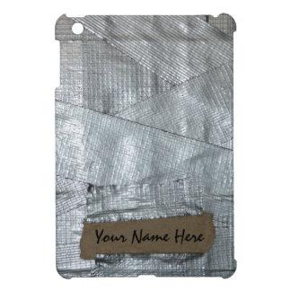 Cubierta personalizada de la cinta aislante y de c iPad mini fundas