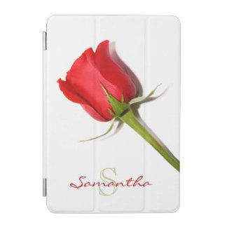 Cubierta personalizada del iPad del rosa rojo mini Cubierta De iPad Mini