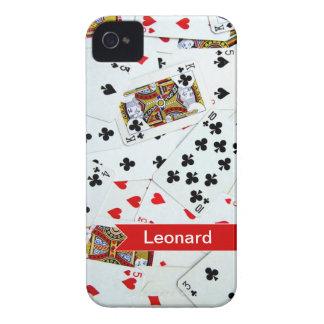 Cubierta personalizada del iphone de los juegos de iPhone 4 carcasa