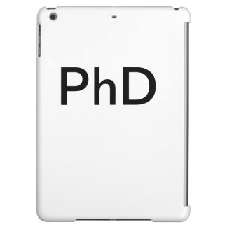 cubierta Phd del iPad