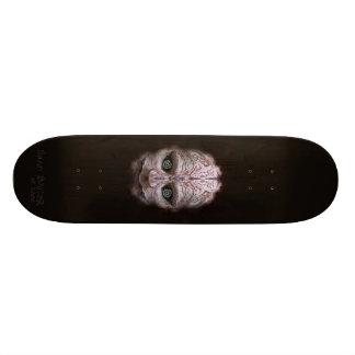 Cubierta principal del cazador tabla de patinar