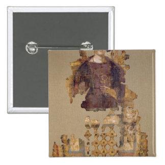Cubierta que representa a una mujer que lleva a ca pin cuadrado