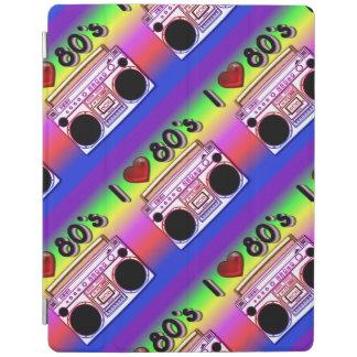 Cubierta retra del iPad de los años 80 de Boombox Cubierta De iPad