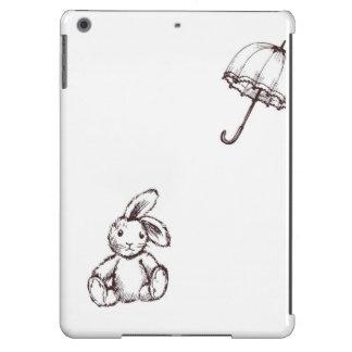 Cubierta retra funda para iPad air