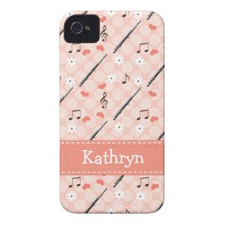 Cubierta rosada de la casamata 4s del iPhone 4 de  iPhone 4 Case-Mate Fundas