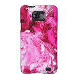 Cubierta rosada de la galaxia S2 de Samsung de los Samsung Galaxy SII Fundas