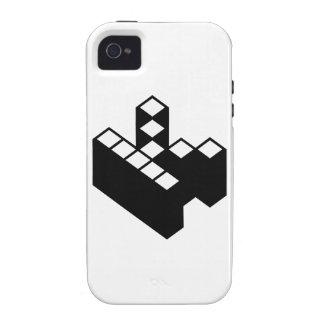 Cubierta sólida fresca del iPhone 4/4s Viber de iPhone 4 Funda