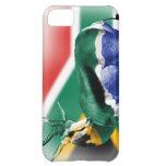 Cubierta surafricana de la bandera iPhone5 de Spri