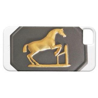 Cubierta totalmente clásica del caballo - Stubbs y iPhone 5 Case-Mate Carcasas