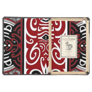 Cubierta tribal de lujo del dodocase del iPad del
