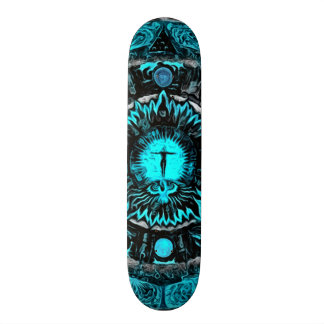 Cubierta universal de la conciencia tabla de skate