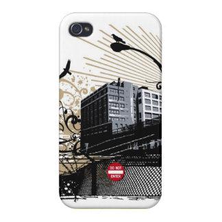 Cubierta urbana de Iphone iPhone 4/4S Carcasa