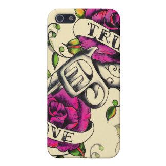 Cubierta verdadera del teléfono del tatuaje I del  iPhone 5 Coberturas