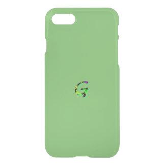Cubierta verde de la desviación del iPhone 7 del Funda Para iPhone 7